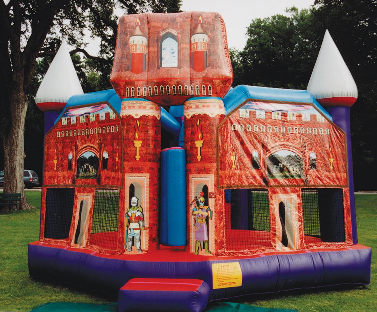 Magical Castle Bouncer