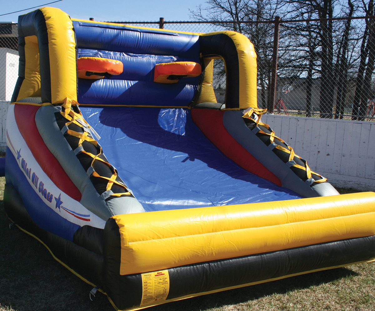 Inflatable All Star Mini Hoops