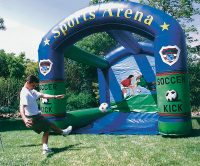 Inflatable-radar-soccer