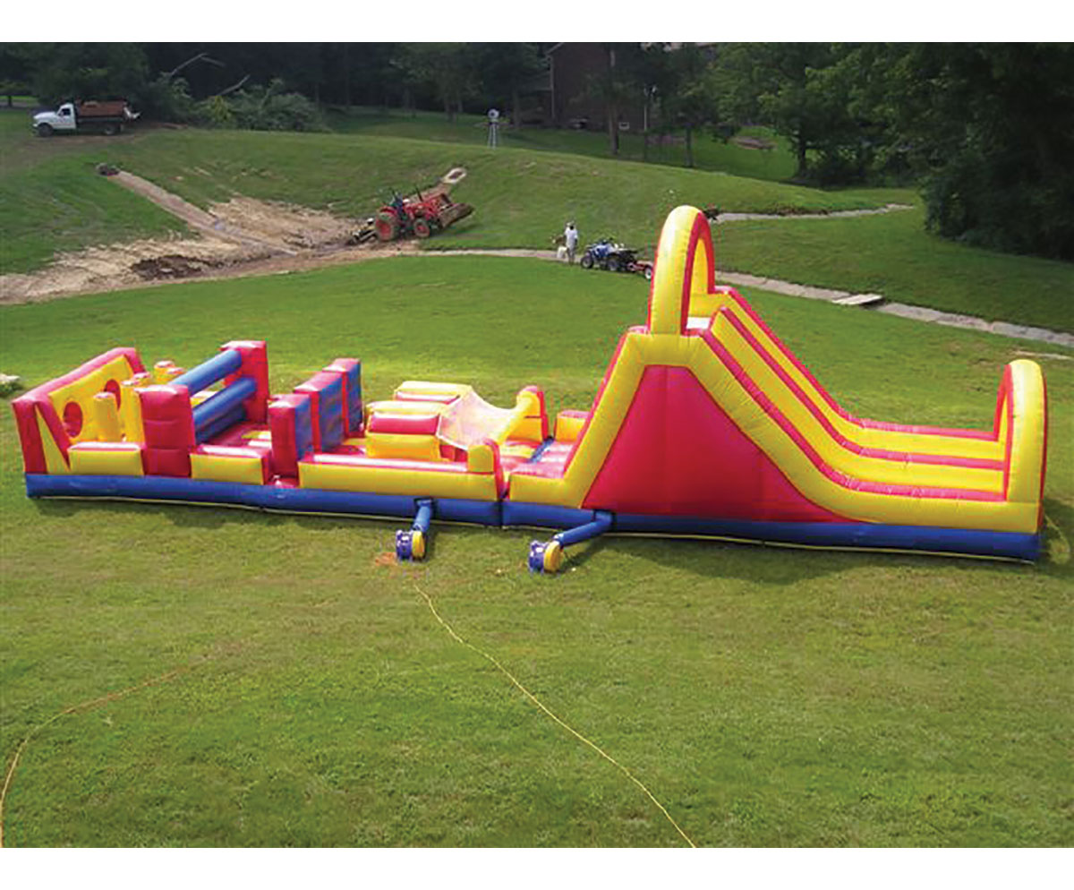 Mega Mountain Inflatable