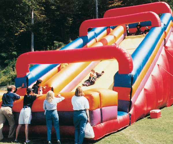Inflatable Giant Slide