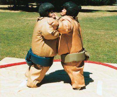 Sumo Wrestling. -2